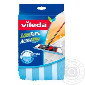 Насадка Vileda Active Max для швабри змінна - купити, ціни на МегаМаркет - фото 1