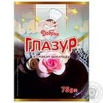 Dobrik Glaze Chocolate 75g