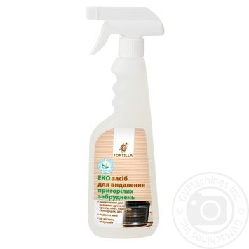 Tortilla Eco Cleaner forBurning Burnt Dirt 450ml - buy, prices for Novus - image 1