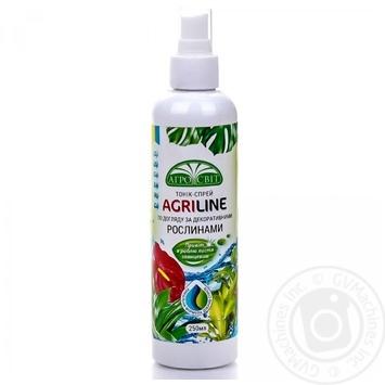 Спрей Агросвіт для декоративних рослин 250мл - buy, prices for Auchan - photo 1