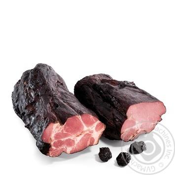 Свинина запечена в чорносливі вищого сорту 150г - купити, ціни на Ашан - фото 1