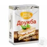 Продукт сырный Наш Сырок Дружба плавленый молокосодержащий 55% 90г Украина
