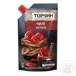 Torchin chili ketchup 270g - buy, prices for Novus - image 1