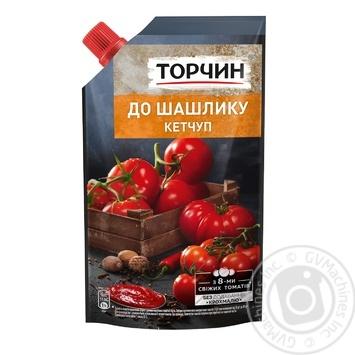 Кетчуп Торчин до шашлику  270г - купити, ціни на Novus - фото 1