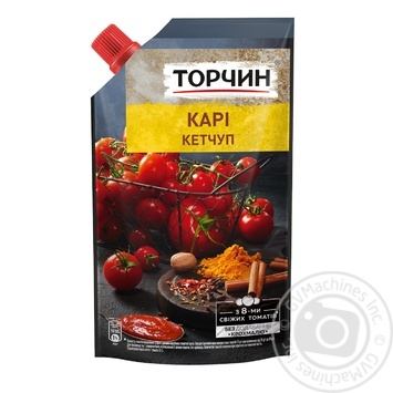 TORCHYN® Curry ketchup 250g - buy, prices for Novus - image 1