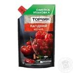 Кетчуп Торчин Лагідний 540г - купити, ціни на Novus - фото 1