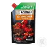 Кетчуп Торчин до шашлику 540г - купити, ціни на Novus - фото 1