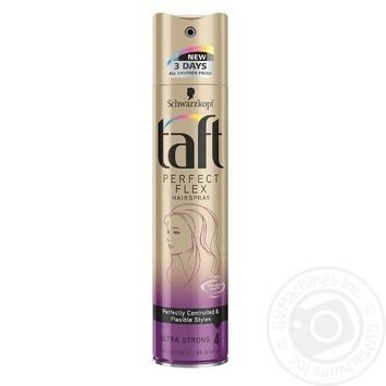 Lacquer Taft to conclude 250ml