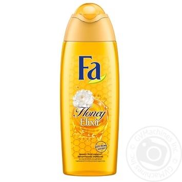 Гель для душу Fa Honey elixir 250мл