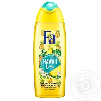 Гель для душа FA Hawaii love 250мл