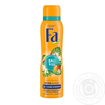 Deodorant Fa mango for women 150ml