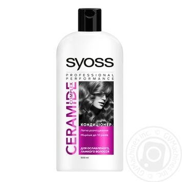 Balsam Syoss for hair 500ml
