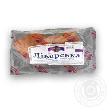 Колбаса Ходоровский МК Докторская вареная
