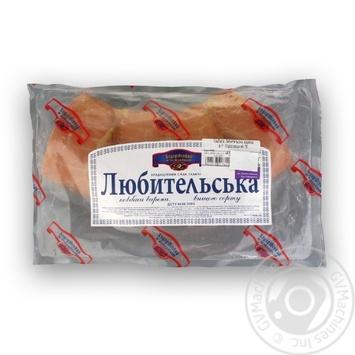 Колбаса Ходоровский МК Любительская вареная - купить, цены на МегаМаркет - фото 1