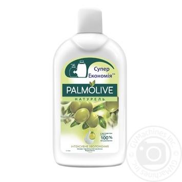 Жидкое мыло Palmolive Натурэль Интенсивное увлажнение Олива и Увлажняющее молочко 750мл - купить, цены на Novus - фото 1