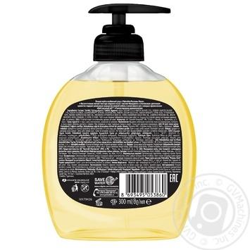Жидкое мыло Palmolive Роскошь Масел с маслом Макадамии и экстрактом Пиона 300мл - купить, цены на МегаМаркет - фото 2
