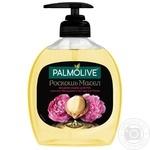 Мило рідке Palmolive Розкіш олій макадамія екстракт півонії 300мл