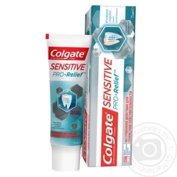 Зубна паста Colgate Sensitive Pro-Relief для чутливих зубів 75мл - купити, ціни на Фуршет - фото 3