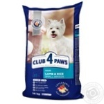 Food Club 4 lapy dry for dogs 14000g