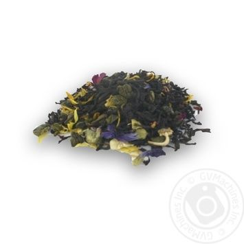 Chayni Shedevry 1002 nights Black And Green Tea Composition - buy, prices for MegaMarket - image 1
