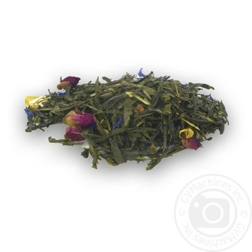 Chayni Shedevry Emperor Choice Green Tea Composition - buy, prices for MegaMarket - image 1