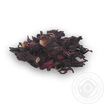 Chayni Shedevry Karkade Of Sudanese Rose Petals Flower Tea - buy, prices for MegaMarket - image 1