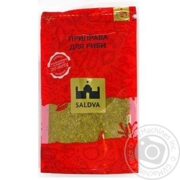 Приправа для риби Saldva 35г - купити, ціни на Novus - фото 3