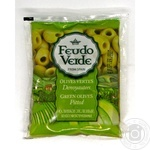 olive Feudo verde green canned 170g