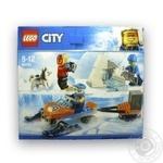 Конструктор Lego City Арктика команда исследователей 60191