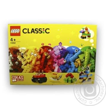 Конструктор Lego Базовый набор кубиков 11002 - купить, цены на Novus - фото 2