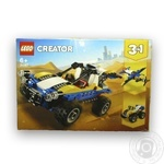 Конструктор Lego Creator Пустынный багги 31087