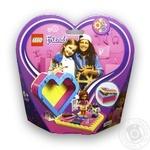 Конструктор Lego Friends Коробка-сердце с Оливией 41357