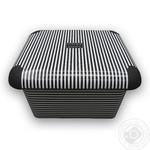 Ящик для хранения Rotho Stripes 15л шт