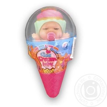 Игрушка кукла в виде мороженого - купить, цены на МегаМаркет - фото 1