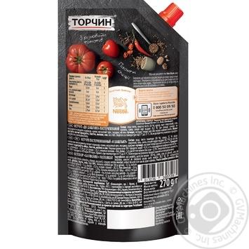 Кетчуп Торчин до шашлику  270г - купити, ціни на Novus - фото 2