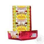 Масло Новгород-Северский Селянское сладкосливочное 82.5% 200г - купить, цены на Novus - фото 2