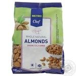 Metro chef almonds whole natural 500g
