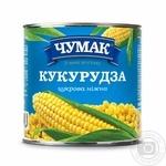 Кукурудза цукрова Чумак Ж/Б 420г