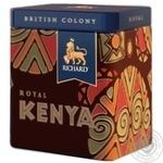 Richard Royal Kenya black tea 50g