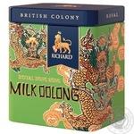 Чай зеленый Richard Milk Oolong ж/б 50г