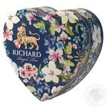 Чай черный Richard Королевское сердце ж/б 30г