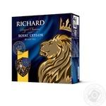 Richard Ceylon black tea 100pcs*2g