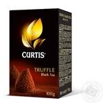 Чай чёрный Curtis Truffle Black ароматизированный листовой 100г - купить, цены на Ашан - фото 5