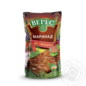 Маринад Верес к свинине 140г