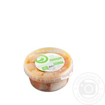Голубцы Ашан овощные по-корейски 400г - купить, цены на Ашан - фото 1