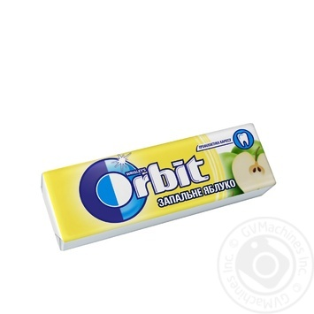 Chewing gum Orbit with apple 14g