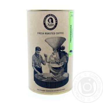 Кава зернова у тубусі Надін Гватемала 200г - купити, ціни на Novus - фото 1