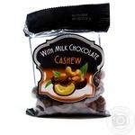 Кеш'ю в молочному шоколаді Hazelnuts90г