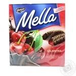 Fruit jellies Goplana with juice of cherry in dark chocolate 190g
