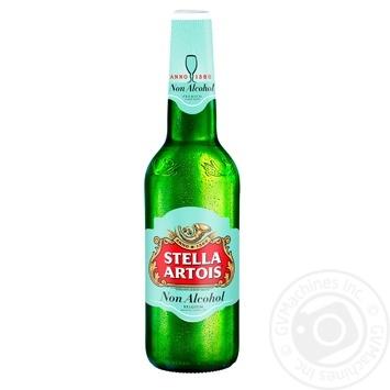 Пиво Stella Artois безалкогольное 0,5л